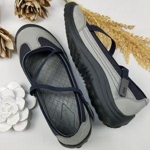 💝🌷 Lands End - Comfort Walker loafer Slip-ons 9m